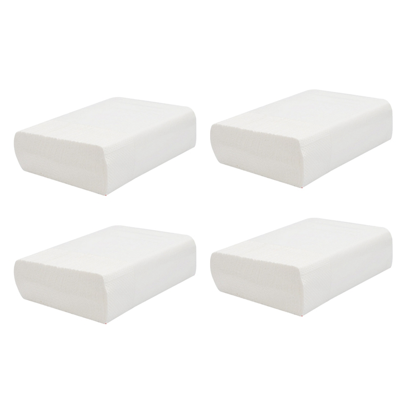 4 Rolls Paper Hand Towels Toilet Paper Toilet Roll Tissue Napkin Suitable For Hotel Paper Drawing