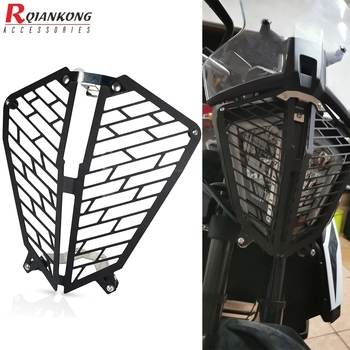 790Adventure S/R 2019 2020 Motorcycle Headlight Protector Cover Grill Head Lamp Guard Protection For KTM 790 adventure 2019-2020