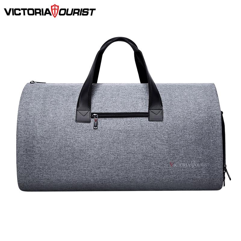 Image 2 - Victoriatourist Travel bag Garment bag men women Luggage bag  versatile suit package for business trip work leisureTravel Bags   -