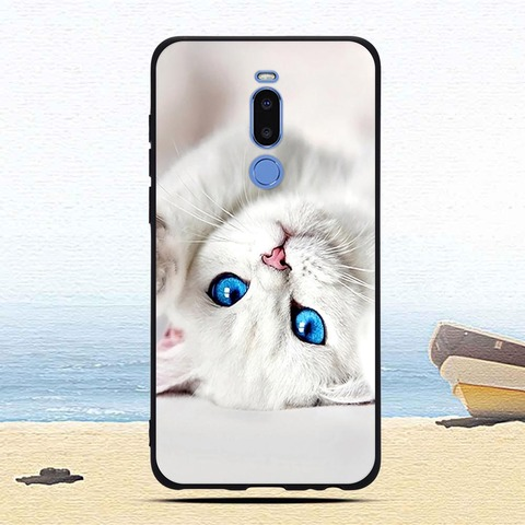 Case For Meizu Note 8 Colorful Patterned Soft TPU Silicone Ultra-thin Protective cases Back phone shell covers fundas coque capa Islamabad