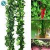 21 Style 1pc high quality Artificial plant Rattan ivy Creeper leaf Vivid Vine home Wedding wall decor garden festival decoration 1