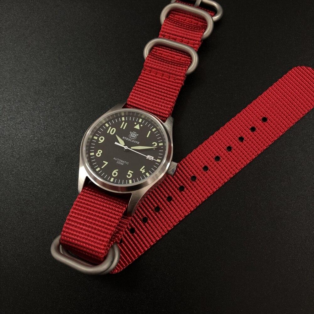1940 re gravado mark 9 relógio piloto