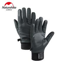 Naturehike Winter Gloves Men Women Touchscreen Gloves Waterproof Ski Gloves Fishing Snowboard Gloves Thermal Motorcycle Gloves cheap CN(Origin) Polyester 200g (0 44 Lbs)