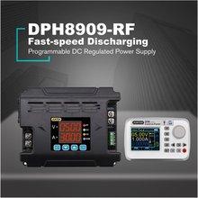 купить DPH8920-RF 96V 20A Digital Constant Voltage Current DC-DC Step-down Power Supply Buck Converter With TTL Communication Line дешево