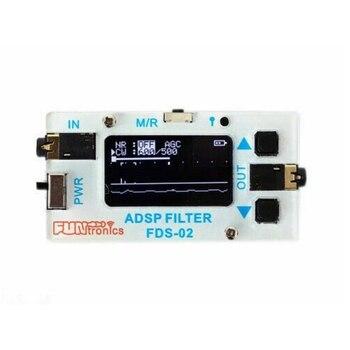 Audio DSP Digital Filter SSB CW Ham Radio YAESU ICOM FT-817 857 897 KX3 FT-818