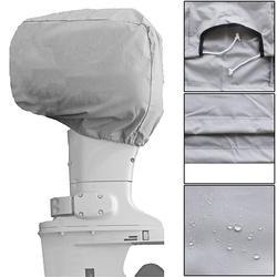 10HP/40HP/100HP/200HP водонепроницаемые защитные чехлы для лодок, яхт и лодок, профессиональные морские аксессуары