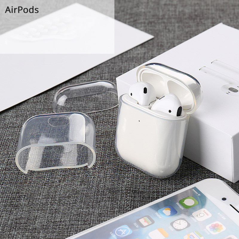 Cases For Airpods Pro 1 2 3 Transparent Earphone Case For Apple Air Pods Charging Box Soft Clear Airpod Case Cover On Aliexpress