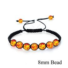 SZELAM Charms Tiger Eye Chakra Bracelets&Bangles For Men Women Yoga Jewelry Bracelet Classic Rainbow Beaded Bracelets SBR190355