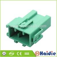 Kostenloser versand 2sets 13pin auto elektrische gehäuse stecker kabelbaum kabel wasserdichten stecker 6098 5180-in Steckverbinder aus Licht & Beleuchtung bei