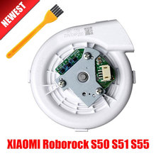 1 Pcs Robot Vacuum cleaner Spare Parts Fan for Roborock S50 S51 S53 S55 T5 T6(China)