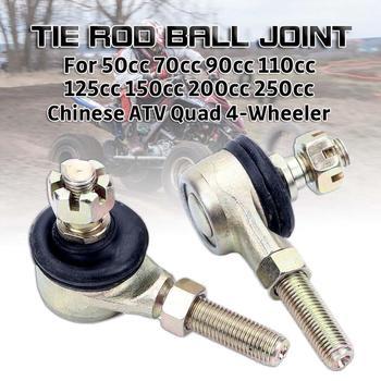 1 par de M10 barra bola conjunta ATV Quad 4-Wheeler para 50cc 70cc 90cc 110cc 125cc 150cc 200cc 250cc