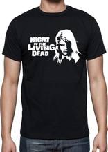 Nacht of The Living Dead T-Shirt - George A.Romero, Verschiedene Novelty Cool Tops Men Short Sleeve T Shirt