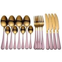 pink gold 4 sets