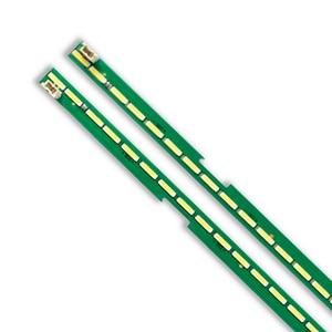 Image 2 - New Kit 2 PCS 60LED 602mm LED backlight strip for LG 55UF6450 55UH6150 55UF6430 6916L2318A 6916L2319A 6922L 0159A LC550EGE