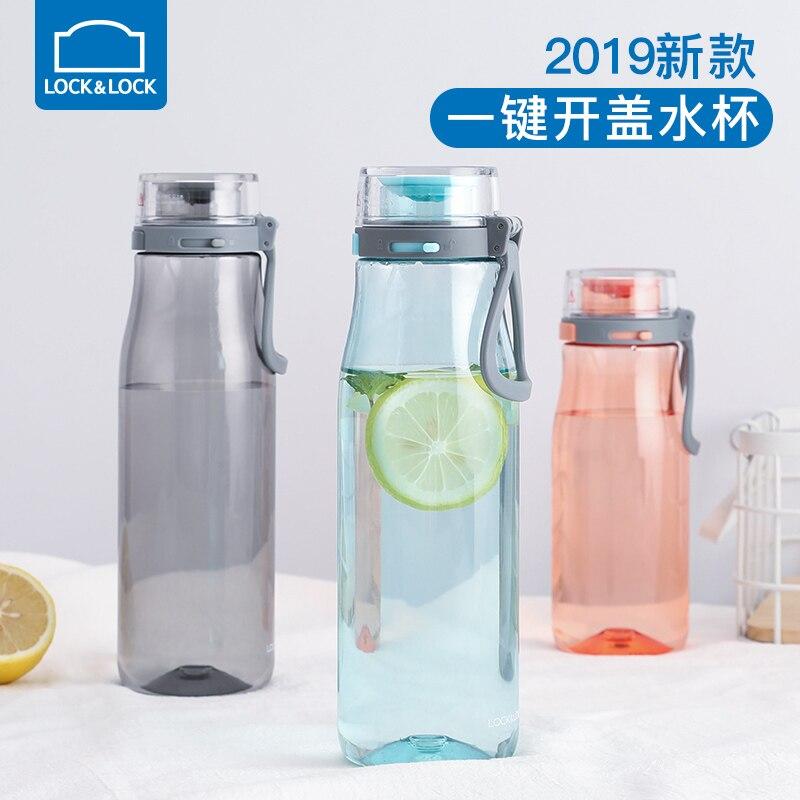500/750 мл бутылки для воды, стеклянная бутылка, прозрачная бутылка для воды, для путешествий, для студентов, школьников, детей, бутылка для горя... - 4