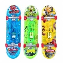 Горячая-2 x Мини скейтборд игрушки палец доска Tech Deck Мальчик Дети подарки для детей