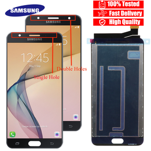 """Image 1 - 100% New Original 5.5"""" LCD For Samsung Galaxy J7 Prime G610 G610F On7 2016 G6100 Display Touch Screen Assembly+service package"""