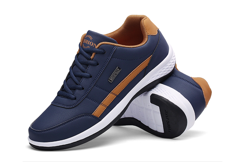 Hfeb9719cdcdc4aa787bb93525e26ba6ev OZERSK Men Sneakers Fashion Men Casual Shoes Leather Breathable Man Shoes Lightweight Male Shoes Adult Tenis Zapatos Krasovki