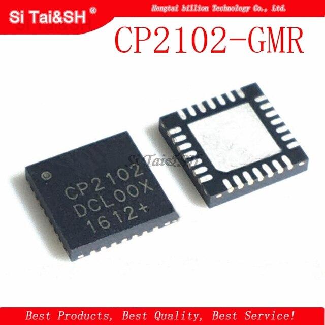 1pcs/lot CP2102-GMR CP2102 QFN-28