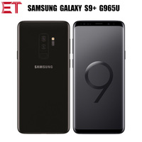 "New Samsung Galaxy S9 Plus S9+ G965U T Mobile Version 4G Mobile Phone 6.2"" 6GB RAM 64GB ROM Snapdragon845 NFC Android Smartphone