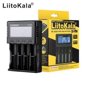 Image 2 - LiitoKala Lii 600 Lii S8 Lii PD4 Lii PD2 Lii 500 Lii S6 LCD akıllı 3.7V 3.2V 1.2V 18650 26650 16340 pil şarj cihazı