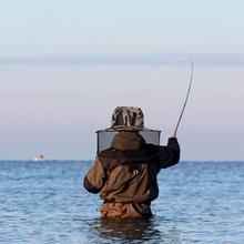 Рыболовные шапки камуфляж против москитов и пчел шляпа с сетчатой сеткой головной убор рыбака шляпа пчеловодства кемпинг маска Защита лица шапки