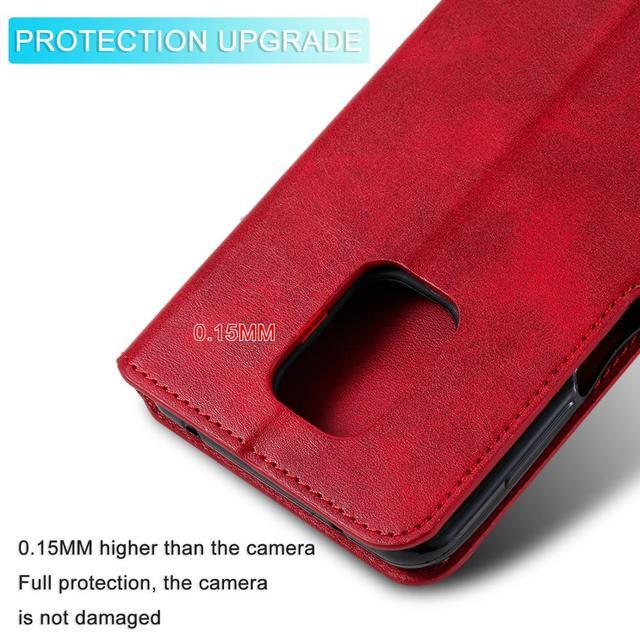 Eenvoudige Case Voor Xiaomi Redmi Note 9S 9 8T 8A 8 Pro Max 10X 4G Kalf Textuur flip Wallet Pu Leather Cover Shockproof Telefoon Tassen