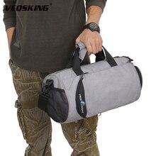Wodoodporna siłownia torby, wielofunkcyjny suche mokre separacji torby, trening Fitness joga torba na ramię z worki na buty 3 kolory