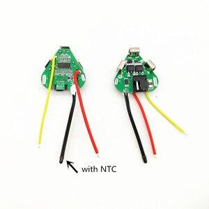 Image 4 - Furadeira elétrica de mão 3s bms li ion 12.6v 18650, pcb com caixa de armazenamento, acessórios para kit de broca de mão chave de fenda elétrica,
