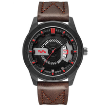 Top Brand Luxury Mens Watches Male Clocks Date Sport Military Clock Leather Strap Quartz Business Men Watch Gift Business Watch men watch luxury mens watches male clocks date sport military clock leather strap quartz business top brand relogio masculino