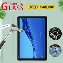 Закаленное стекло 9H HD для Huawei MediaPad M5 Lite, 10,1 дюйма, защита экрана планшета для Huawei M5 Lite 10,1