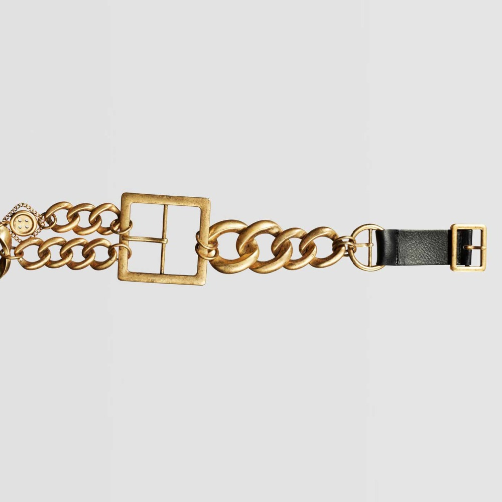 Hfebd253586c5477fbeea164311d02e405 - Girlgo Newest Vintage Velvet Buckle Belt for Women Punk Metal Gold Color Belly Chain Accessories Jewelry Party Gifts Bijoux
