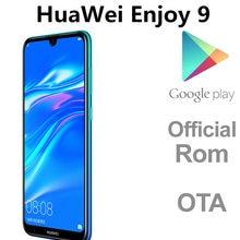 Firmware internazionale HuaWei Y7 Pro 2019 goditi 9 4G LTE cellulare 4GB RAM 128GB ROM Face ID 6.26