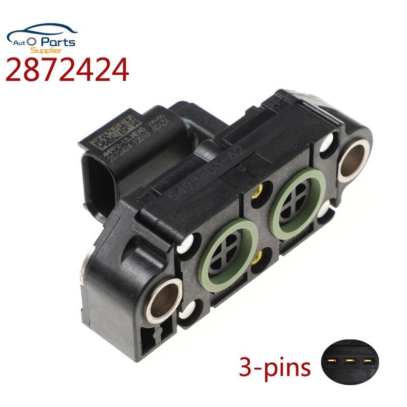 2872424 EGR Delta Pressure Sensor DPF For Cummins ISB 6.7L 4MPP2 13 2872424 2872210 4307166 4701530028