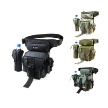 Outdoor Shoulder Bag Oxford Bait Reel Protection Case Luggage Running Camping Pockets Waterproof Fishing Tackle