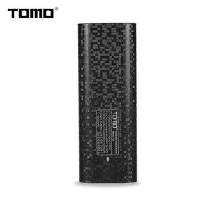 Image 5 - 18650 caricabatterie Torcia Led powerbank batteria di caso di immagazzinaggio di visualizzazione intelligente TOMO Q2