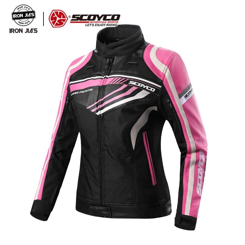 SCOYCO мотоциклетная куртка износостойкая кожаная ветрозащитная мотоциклетная куртка с защитой от падения мотокросса гоночная одежда защитные куртки