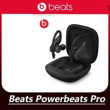 Beats – oreillettes Bluetooth Powerbeats Pro TWS, casque de Sport résistant à la sueur, étui de chargement pour micro