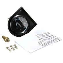 OLOMM 2 52MM Car Water temp/ Oil temp /Oil press psi/ kg /Volt /Ammeter /Fuel level (without float) Gauge car meter
