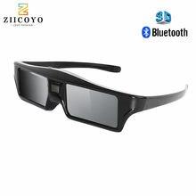 Gafas 3D con obturador activo y Bluetooth, lentes de repuesto para Samsung SSG-5100GB, Sony, Panasonic, TV, Epson, RF, 3D, ELPGS03