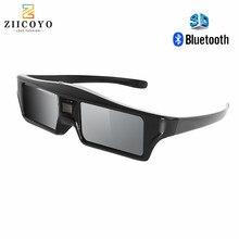 Gafas 3D con obturador activo y Bluetooth, lentes de repuesto para Samsung SSG 5100GB, Sony, Panasonic, TV, Epson, RF, 3D, ELPGS03