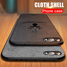 Luxury Cloth Shockproof Case For Huawei Mate 20 P20 Lite Honor 10 8x Max Phone Case On The For Huawei P20 Mate 20 Pro Case Cover luxury tempered glass case for huawei honor 8x p20 pro mate 20 lite mate 10 lite 20 pro nova 2i 3 3i case shockproof back cover