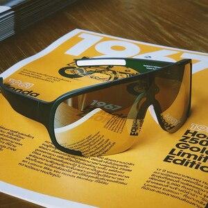 Sport cycling glasses men women 2020 road bike sunglasses outdoor running riding goggles bicycle eyewear gafas mtb 100 fietsbril(China)