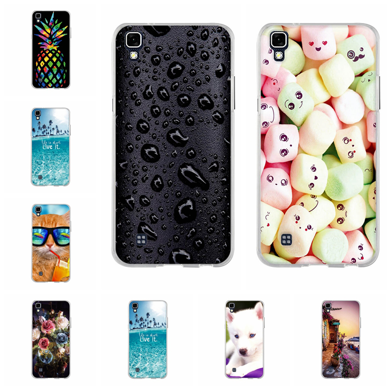 For <font><b>LG</b></font> <font><b>X</b></font> <font><b>power</b></font> Leon Spirit Case Soft Silicone For Coque <font><b>LG</b></font> <font><b>X</b></font> <font><b>Power</b></font> K220 <font><b>K220DS</b></font> LS755 Cute Animal Patterned For <font><b>lg</b></font> <font><b>x</b></font> <font><b>power</b></font> Cover image