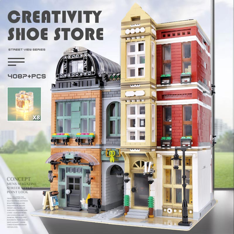 Yeshin 16001 The 10005 Shoes Store Set