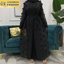 Kimono De Mode pour femmes, Ramadan Eid Mubarak, dubaï Abaya Kaftan, vêtements islamiques turcs, Cardigan, Robe musulmane De Mode
