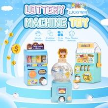Имитационная лотерейная машина игрушка рокер Роллинг игрушечная техника Настольный ручной напиток игрушка машина доска для моделирования игры головоломки игрушки