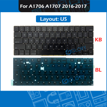 US Keyboard Replacement Macbook A1706 Backlight New for Pro Retina 13-15-Touchbar