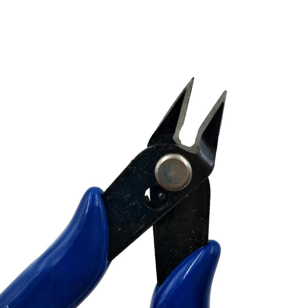 5PCS PLATO 170 Electronics Side Cutter Side-Cutting Pliers Micro Scissor 125mm
