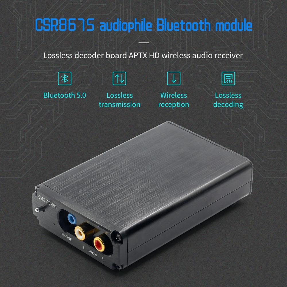 CSR8675 módulo Bluetooth audiófilo 5,0, placa decodificador sin pérdidas, APTX HD receptor de audio inalámbrico LDAC Módulo SFP RJ45 interruptor gbic 10/100/1000 conector SFP cobre módulo RJ45 SFP puerto Gigabit Ethernet